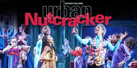 Urban Nutcracker 2020 Streaming tickets