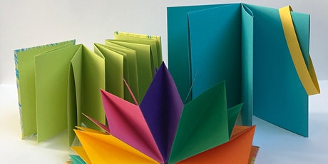 EXPERIMENTAL BOOKBINDING [ONLINE WORKSHOP] tickets