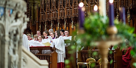 Nine Lessons and Carols 7.00pm,  23rd December tickets