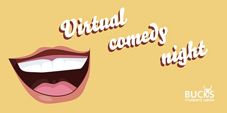 Online Stand-Up Comedy Show tickets