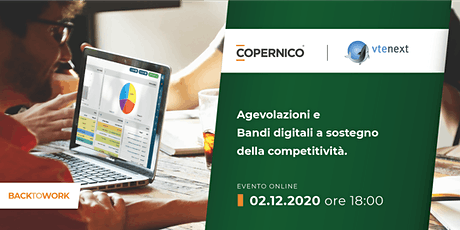 Agevolazioni e Bandi digitali a sostegno della competitività. biglietti
