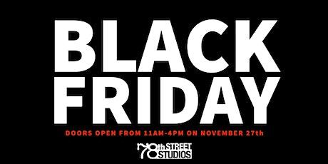 Black Friday at 78th Street Studios tickets