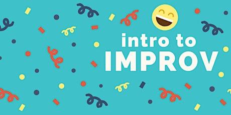 Intro to Improv | Jacksonville, FL tickets