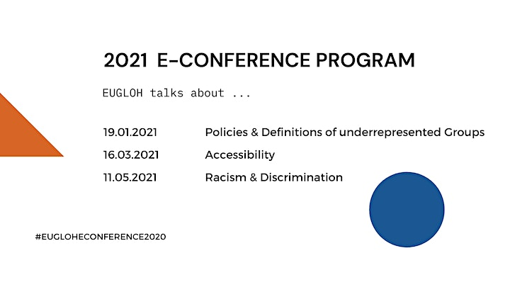 E-Conference - Diversity & Inclusion - Kick-off Day image