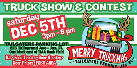 Jacksonville's Merry TruckMas  Show and Contest tickets