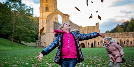 Timed entry to Fountains Abbey & Studley Royal Water Garden (23 Nov-29 Nov) tickets