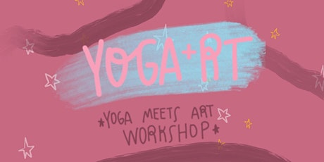 Yoga + Art  online Workshop tickets