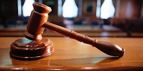 Hemelse Rechtbanken Vervolgtraining tickets