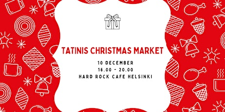 Tatinis Christmas Market tickets