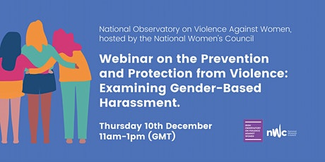 Irish Observatory on Violence Against Women 16 Days of Action 2020 tickets