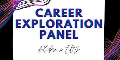 Alpha Kappa Psi Career Exploration Panel  tickets