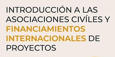 Introducción a las ACs y Financiamiento Internacional de Proyectos boletos