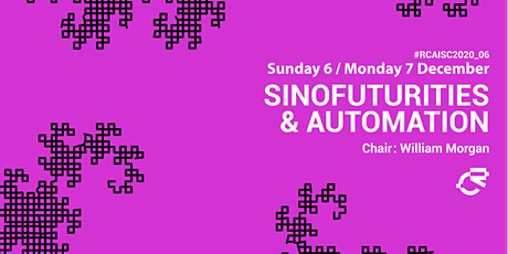 06_Sinofuturities & Automation: Panel tickets