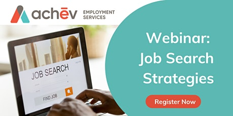 Job Search Strategies tickets