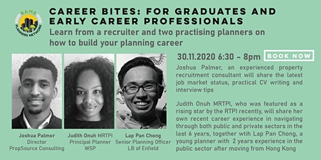 Career Bites: For Graduates and Early Career Professionals tickets