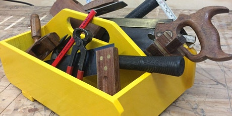 Get Handy - Woodwork (Tues 19 Jan 2021) tickets