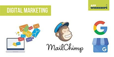 Digital Skills For Life: Digital Marketing tickets