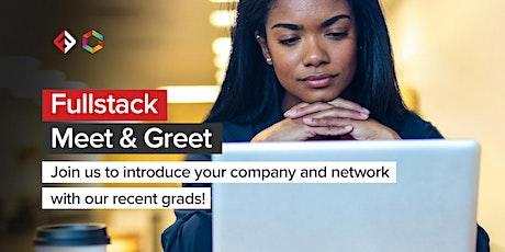 Fullstack Chicago Employer Meet & Greet (Online) tickets