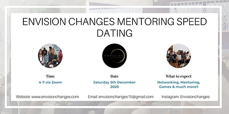 Mentoring Speed Dating tickets