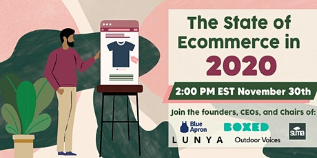 The State of Ecommerce in 2020 tickets
