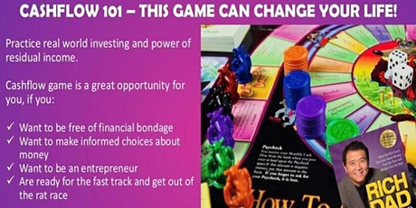 Cashflow 101 – This Game can CHANGE your LIFE