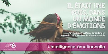 L'intelligence émotionnelle billets