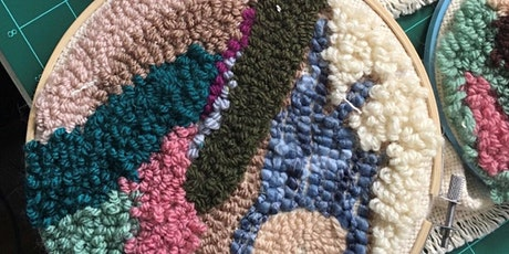 Introduction to Oxford Punch Hooking with Kim Searle tickets
