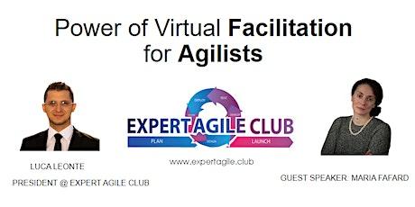 Power of Virtual Facilitation for Agilists tickets