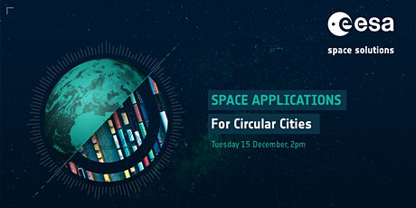 Space Applications for Circular Cities tickets