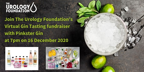 TUF Virtual Gin Tasting with Pinkster Gin tickets