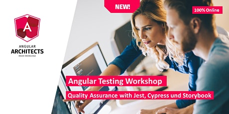 Angular Testing Workshop (English, Advanced) tickets