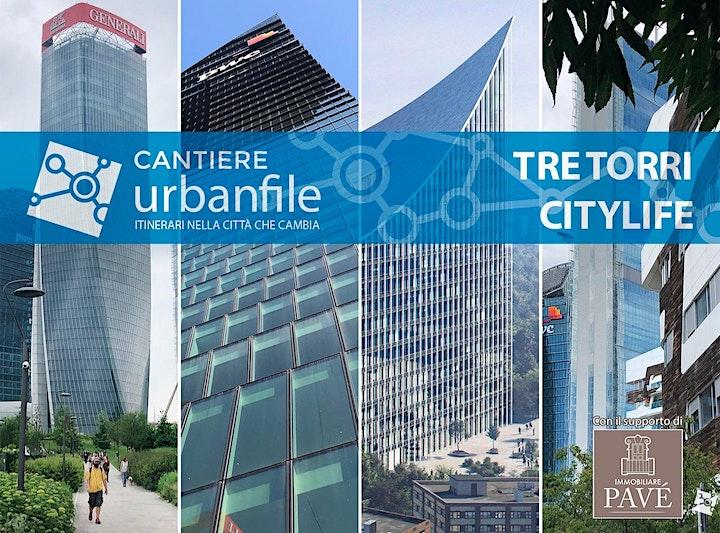 Immagine CANTIERE URBANFILE_ Itinerari nella città che cambia -CITYLIFE