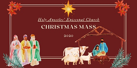 Holy Apostles' Christmas Services 2020 tickets