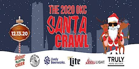 2020 OKC Santa Crawl tickets