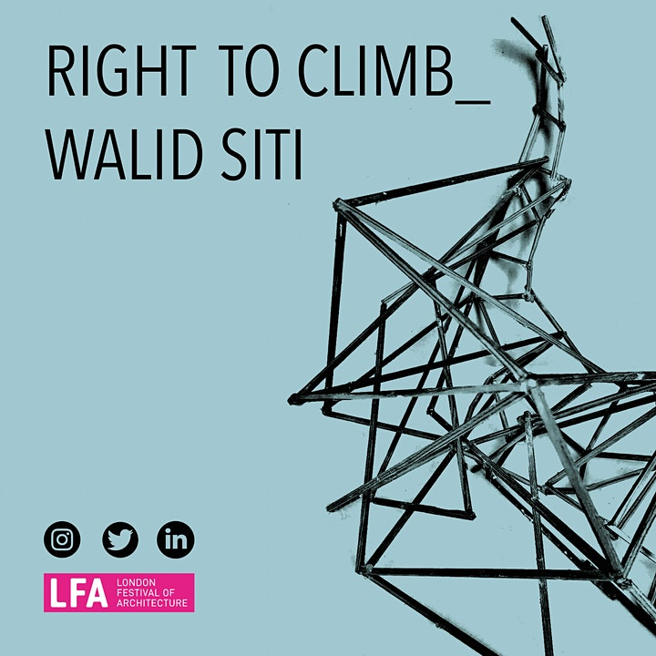 Right to Climb - Walid Siti & Vicky Richardson Talk image