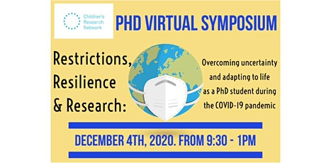 Children's Research Network - Online PhD Symposium tickets