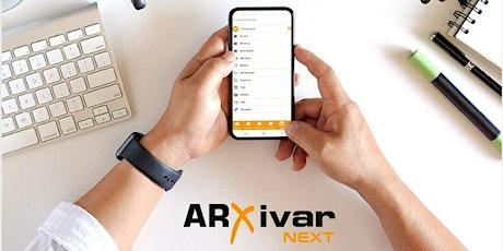 DA IX AD ARXivar NEXT. Scopri La nuova release di ARXivar! biglietti