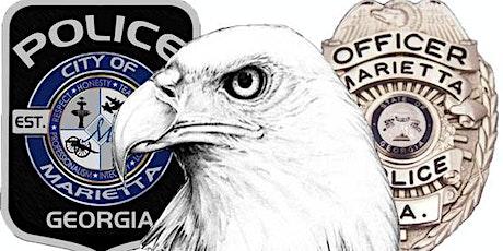 Marietta Police Department Hiring Events- 2021 tickets