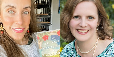 Pj's and (Rum) Punch w/Author Lauren Willig! Discussing The Summer Country tickets