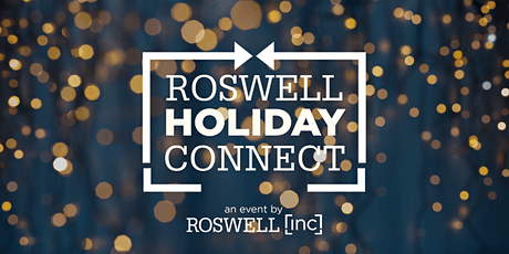 Roswell Holiday Connect tickets