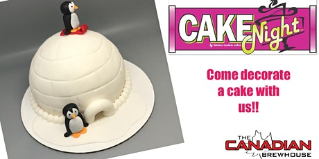 CakeNight - Igloo tickets