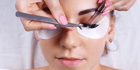 Online Classic Eyelash Extension Training by Pearl Lash tickets