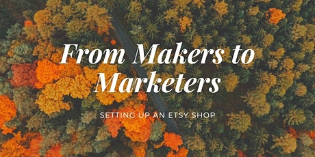 Setting up an Etsy shop - Masterclass tickets