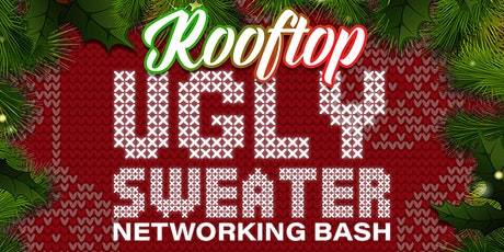 Rooftop Ugly Sweater Networking After Hours tickets