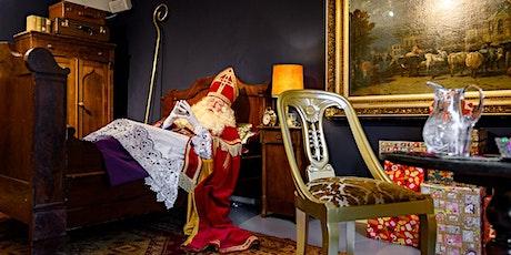 Bezoek de slaapkamer van Sinterklaas tickets