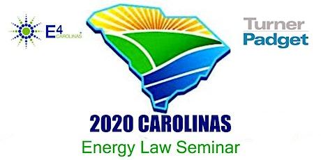 2020 Carolinas Energy Law Seminar & Virtual  Beer Tasting w/ Sierra Nevada tickets