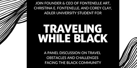 Traveling While Black tickets
