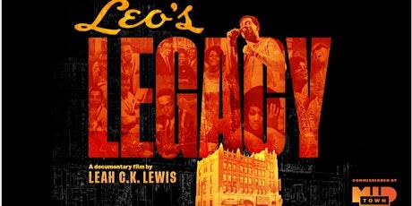 MidTown Mixtape Presents: Leo's Legacy: Virtual Documentary Screening tickets