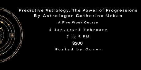 Predictive Astrology: The Power of Progressions