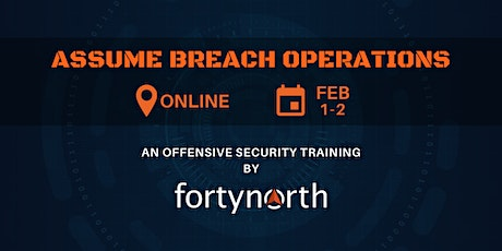 Assume Breach Operations **VIRTUAL** tickets